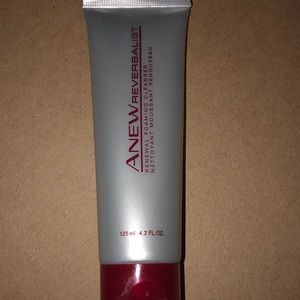 Avon ANEW Reveralist.  Renewal foaming cleanser.
